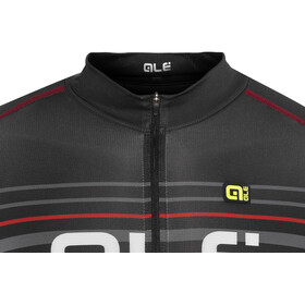 Alé Cycling Graphics PRR Salita Short Sleeve Jersey Men black-red